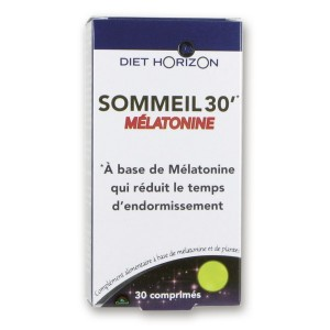 SOMMEIL 30' MELATONINE