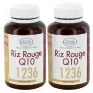 LOT DE 2 RIZ ROUGE Q10