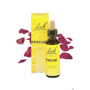 RESCUE DU DR. BACH 20 ML