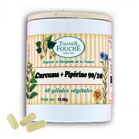 Curcuma + Pipérine 90/10