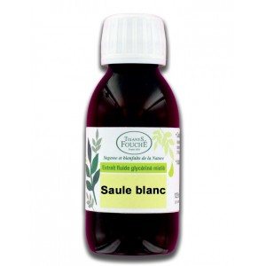 EXRAIT FLUIDE DE SAULE BLANC