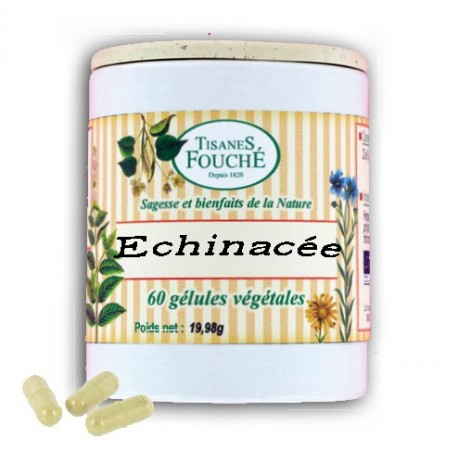 Gélules Echinacée Bio