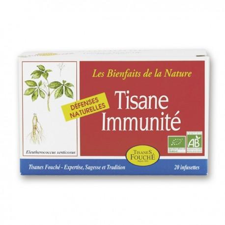 Tisane Immunité