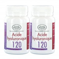 LOT DE 2  ACIDE HYALURONIQUE