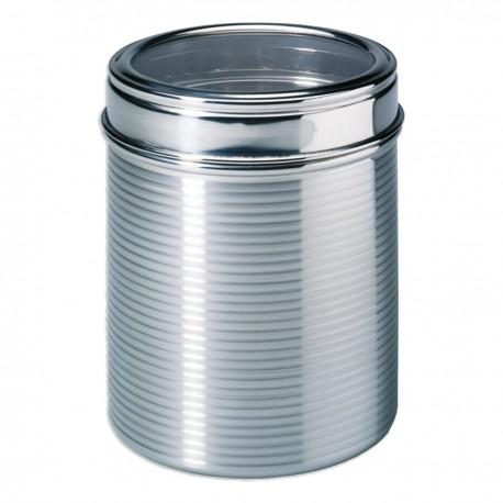 Boîte de conservation métal