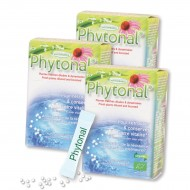 LOT DE 3 PHYTONAL