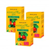 ACEROLA PLUS 500