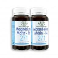 LOT DE 2 MAGNESIUM MARIN B6 - 271