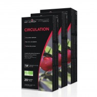 LOT DE 3 AMPOULES CIRCULATION BIO