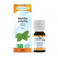 Huile essentielle bio de Menthe Poivree - 10 ml