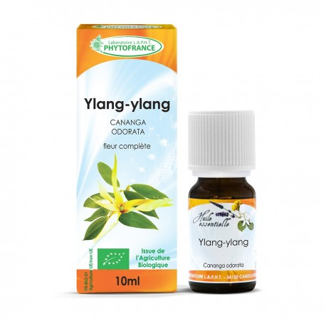 HUILE ESSENTIELLE D' YLANG YLANG