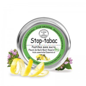 PASTILLES STOP TABAC