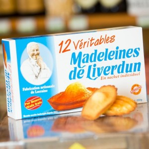 MADELEINES DE LIVERDUN