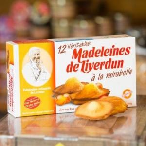 MADELEINES DE LIVERDUN MIRABELLE