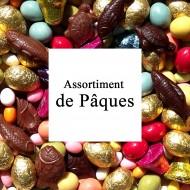 ASSORTIMENT DE PAQUES