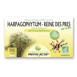HARPAGOPHYTUM - REINE DES PRÉS BIO